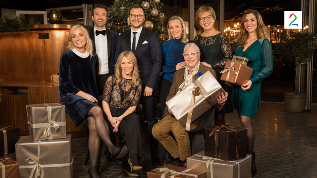 God jul Norge TV 2