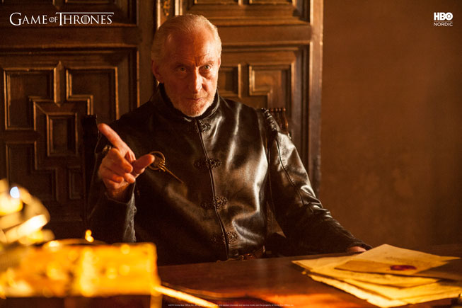 Tywin Lannister i Game of Thrones sesong 4