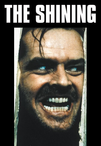 The shining, en klassisk skrekkfilm