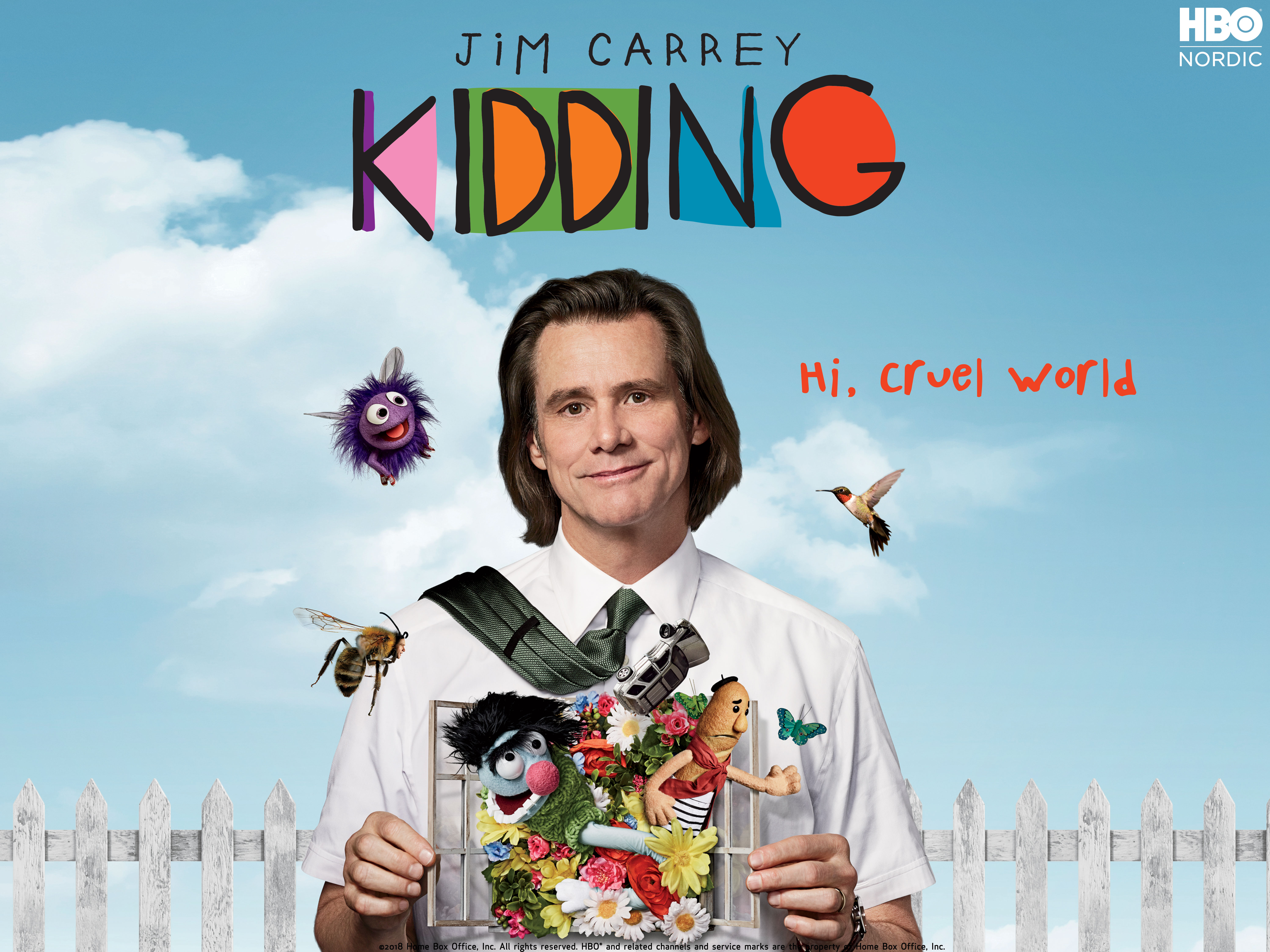 KiddingJimCarrey