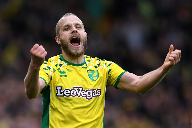 Norwich City er tilbake i Premier League