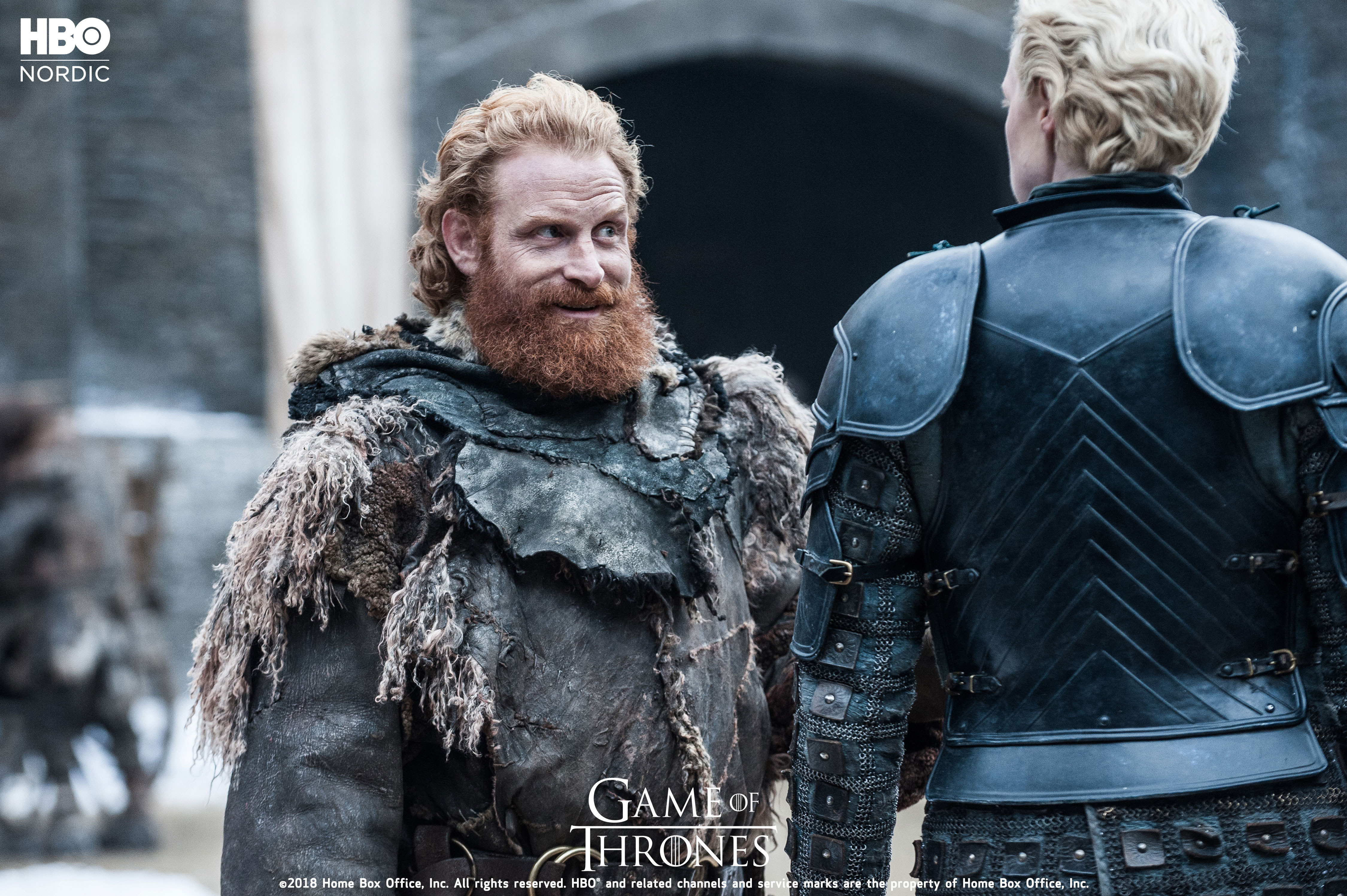 Kristoffer Hivju i Game of Thrones