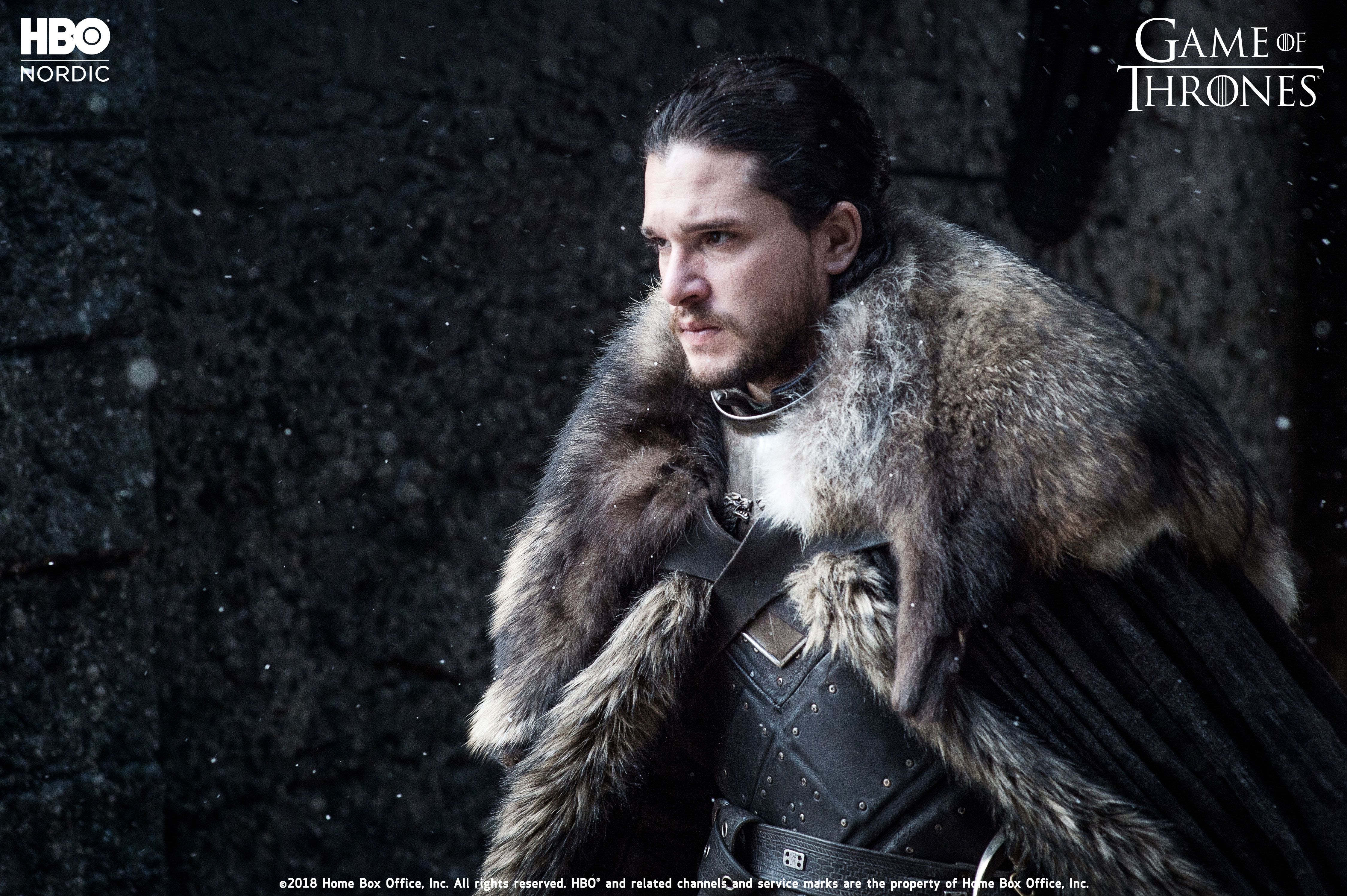 Jon Snow i Game of Thrones