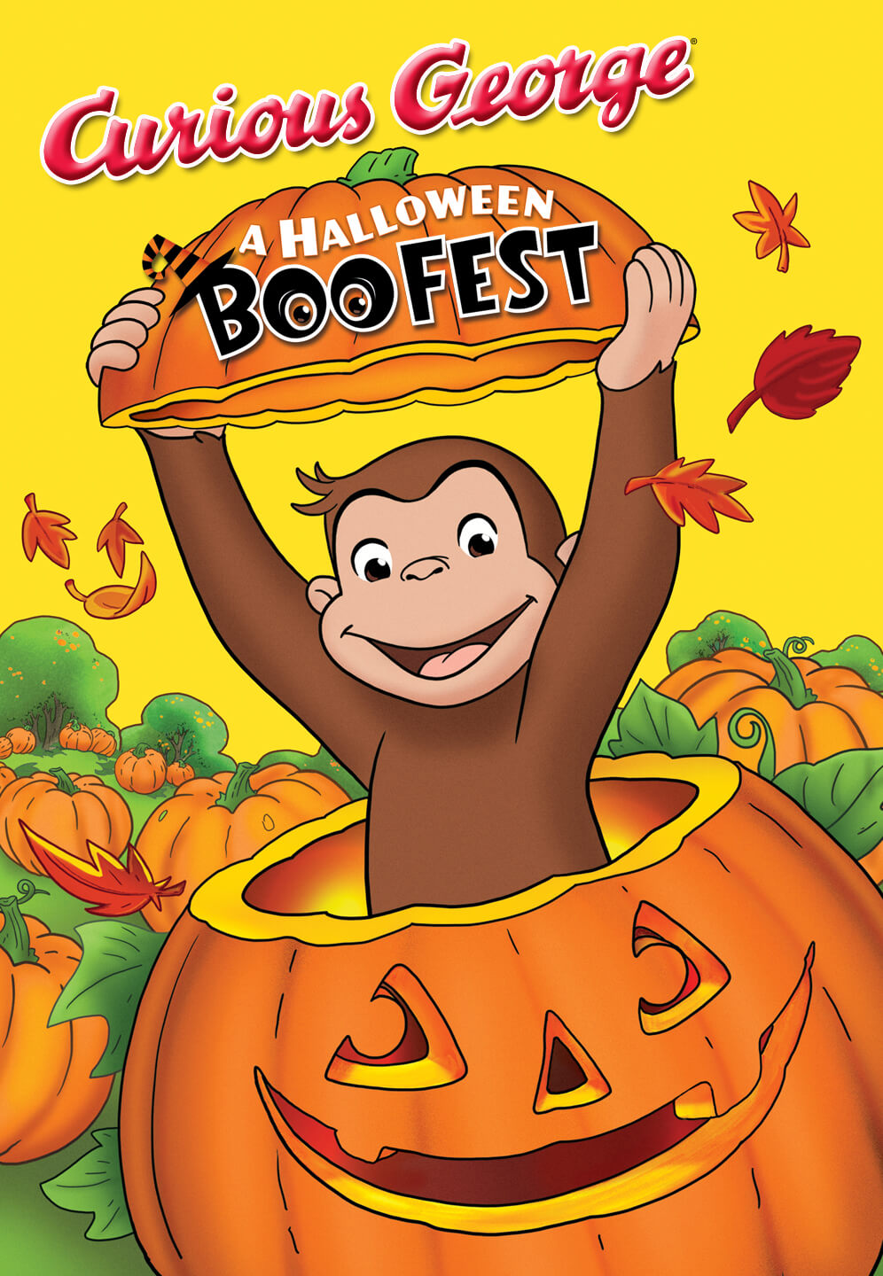 halloween film for barn er Curious George: A Halloween Boo Fest